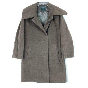 Hilary Radley Alpaca Wool Heavy Over Coat